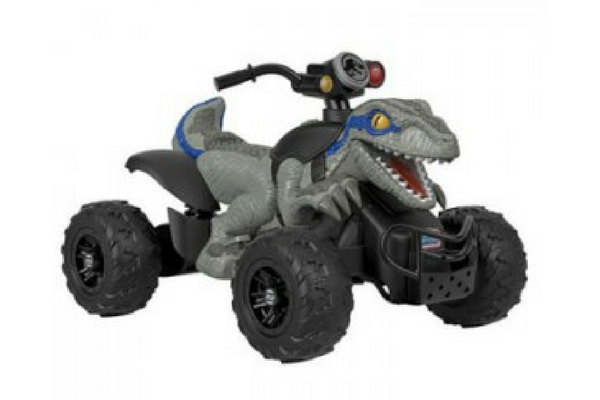 Jurassic World Dino Racer Ride-On Vehicle by Fisher-Price