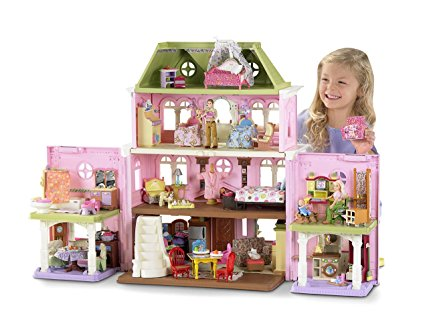 loving family dollhouse